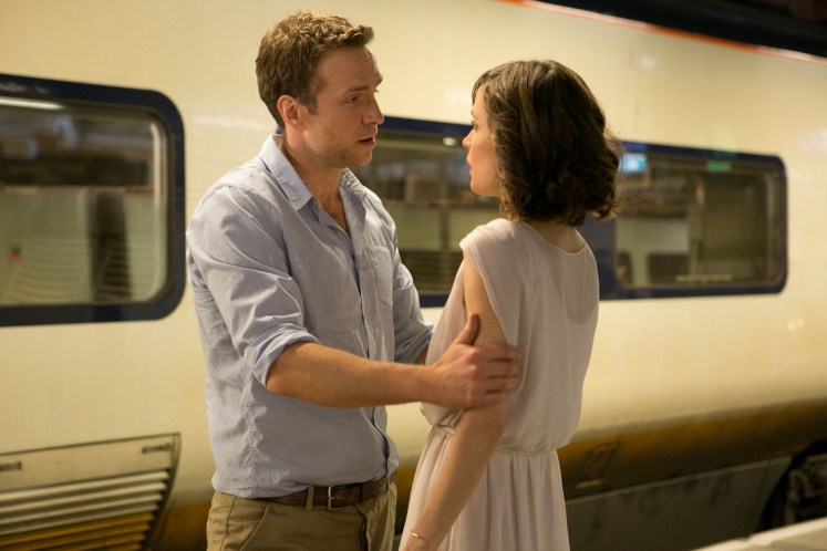 I Give It a Year (2013), directed by Dan Mazer and starring Rose Byrne, Rafe Spall, Stephen Merchant and Minnie Driver.