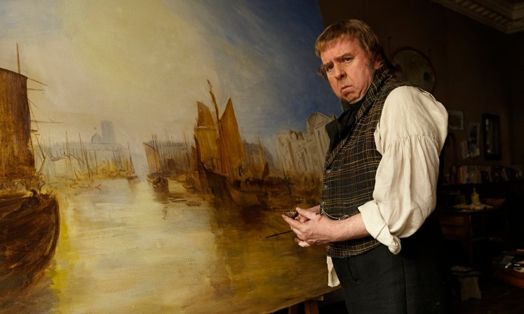 Mike Leigh (Mr. Turner) interview / The Quietus