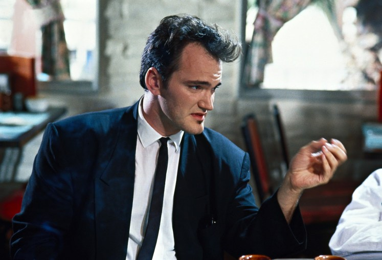 Quentin Tarantino in Reservoir Dogs (1992)
