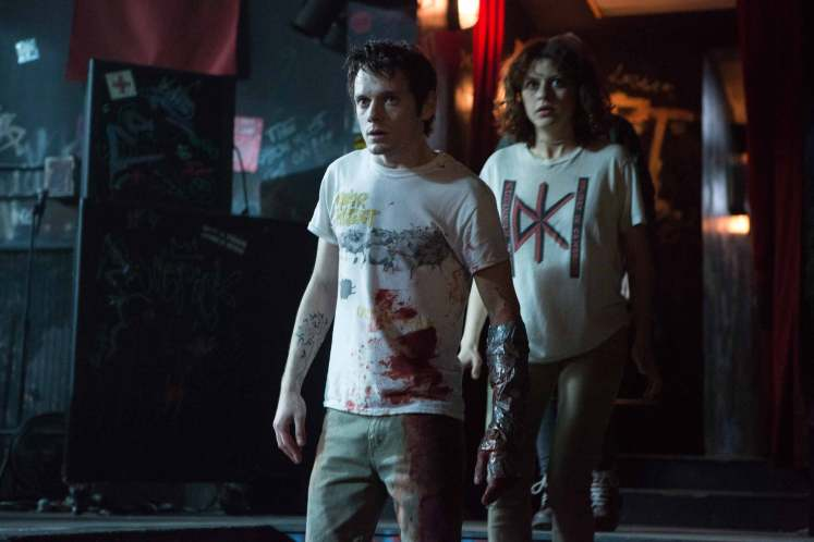 Interview with Jeremy Saulnier about Green Room / Oh Comely