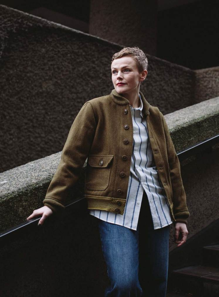 Maxine Peake interview, published in Oh Comely Issue Twenty-Nine. Photograph by Liz Seabrook.