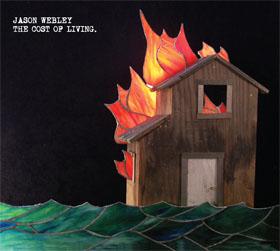 Jason Webley, The Cost of Living, 2007