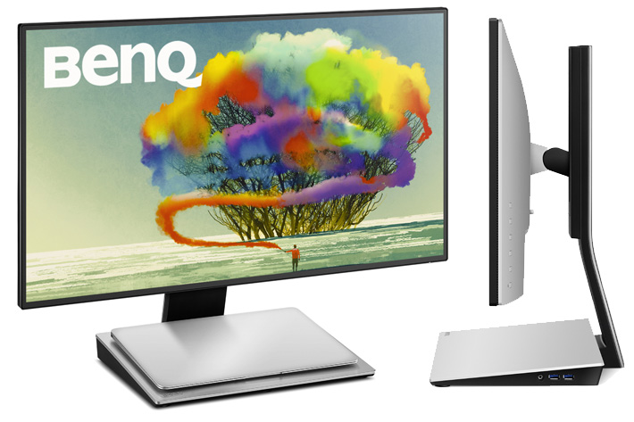 BenQ 27″ Monitor PD2710QC Review