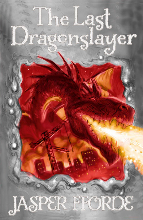 Dragonslayer Book cover