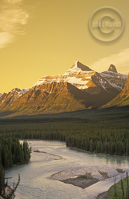 Jasper National Park offers stunning landscapes and amazing activities.