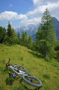 Mountain Biking in Japser National Park