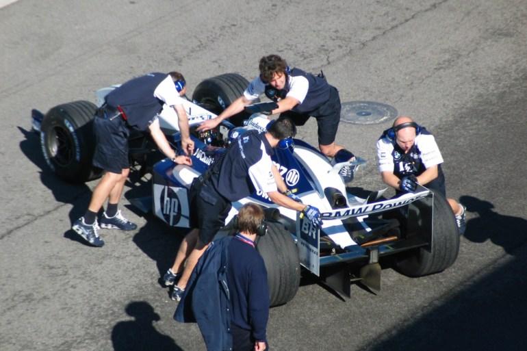Formule 1 Grand Prix van Amerika 2003 Slide 9