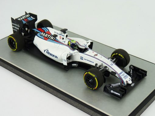 Williams Martini FW37