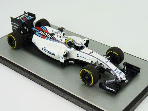 Williams Martini FW37