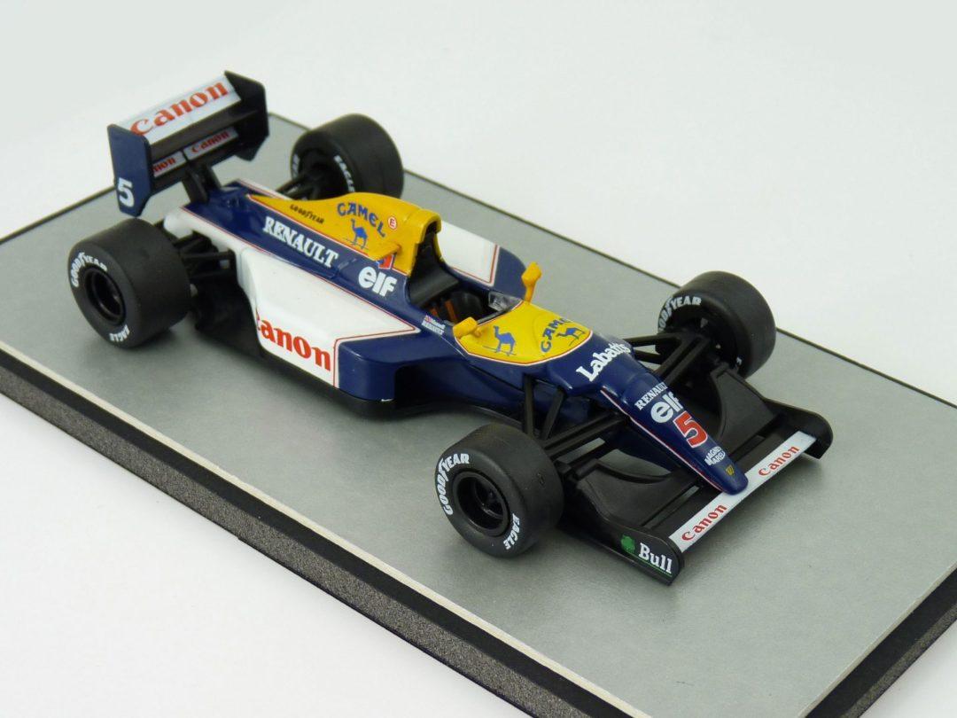 Williams FW14B 1992 Nigel Mansell
