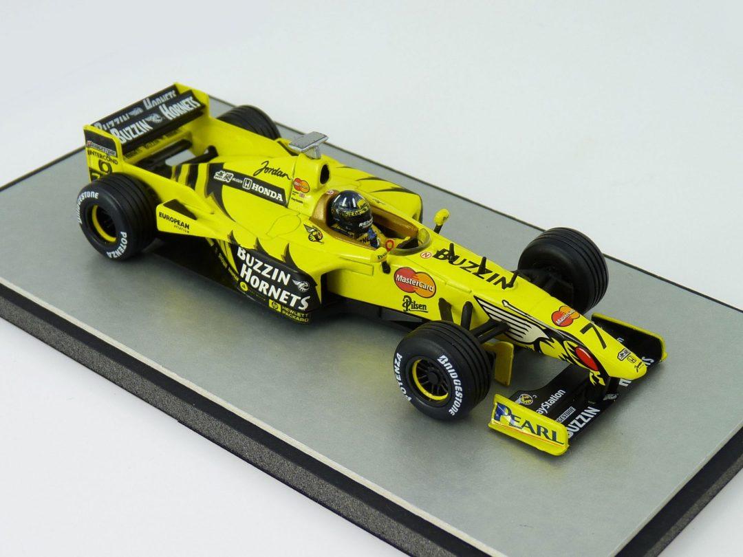 Jordan 198 1998 Damon Hill