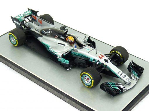 Mercedes F1 W08 – Hamilton