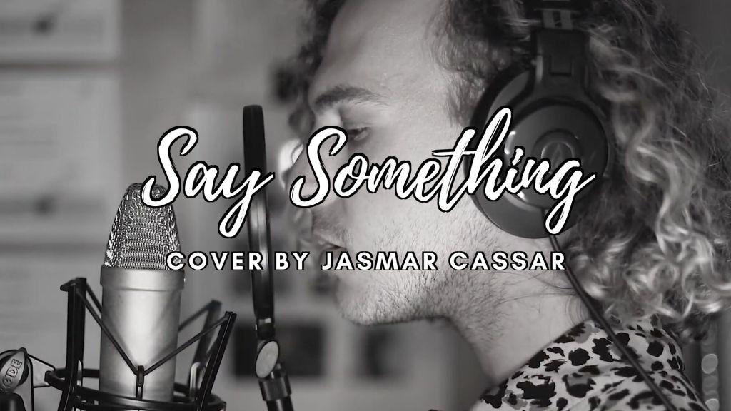Say Something (Artwork)