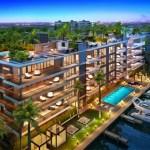 Aqualina condo, new construction waterfront