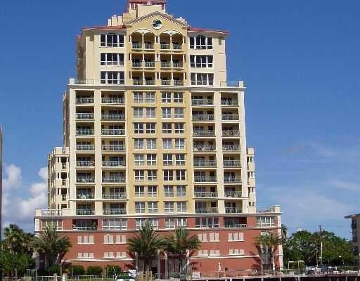 Alhambra Place Condo on Fort Lauderdale's Beach, directly on the Intracoastal waterway