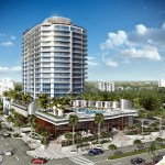 The Paramont is just across from the beach in Ft Lauderdale