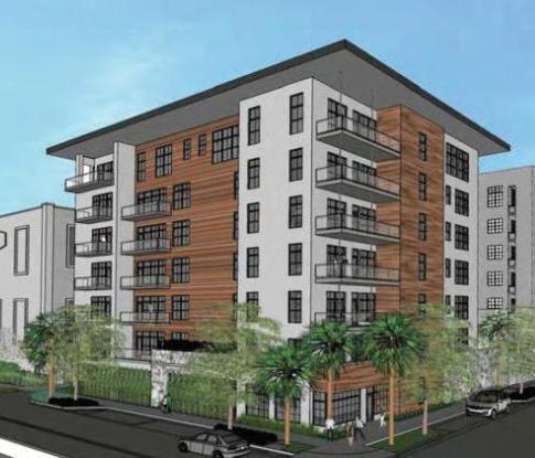Apache Lofts Condos proposed for Flagler Village