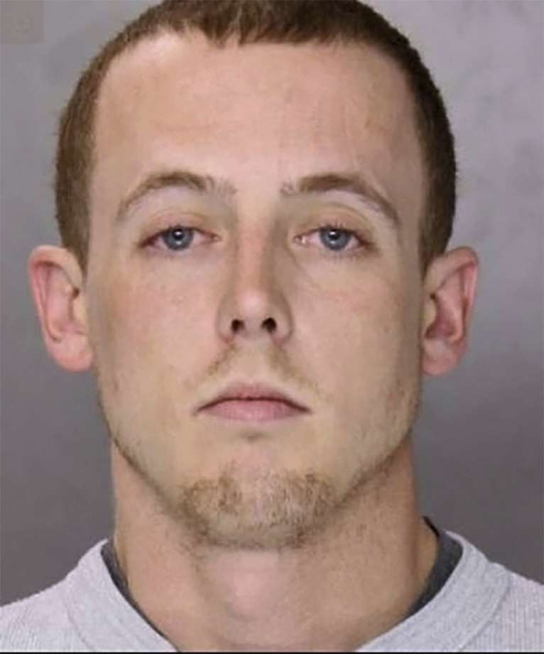 This undated photo provided by the Susquehanna Township Police Department in Harrisburg, Pa., shows Douglas Aaron Shuttlesworth, arrested Monday, Nov. 6, 2017, for driving under the influence. Authorities say Shuttlesworth was intoxicated when he drove to an elementary school hoping to vote, a day before the Tuesday, Nov. 7, 2017, general election. A woman who identified herself over the phone as Shuttlesworth's mother said her son mistakenly thought it was Tuesday. (Susquehanna Township Police Department via AP) Photo: Uncredited, AP / Susquehanna Township Police Depa