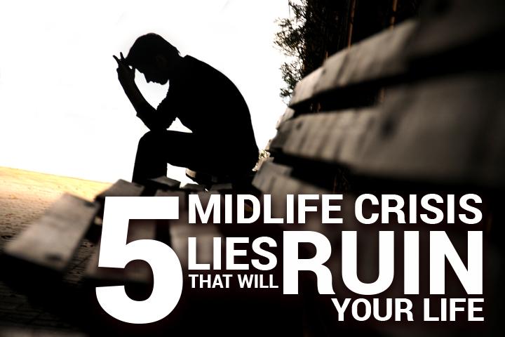 Midlife crisis selfishness