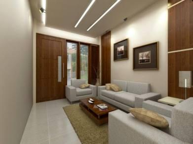 desain ruang tamu minimalis modern 1