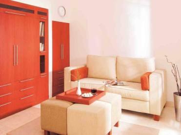 desain ruang tamu minimalis modern 16