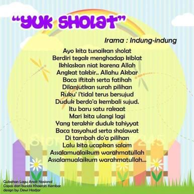 lagu anak anak islami 5