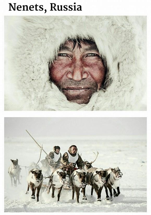 suku terasing Nenets, Rusia