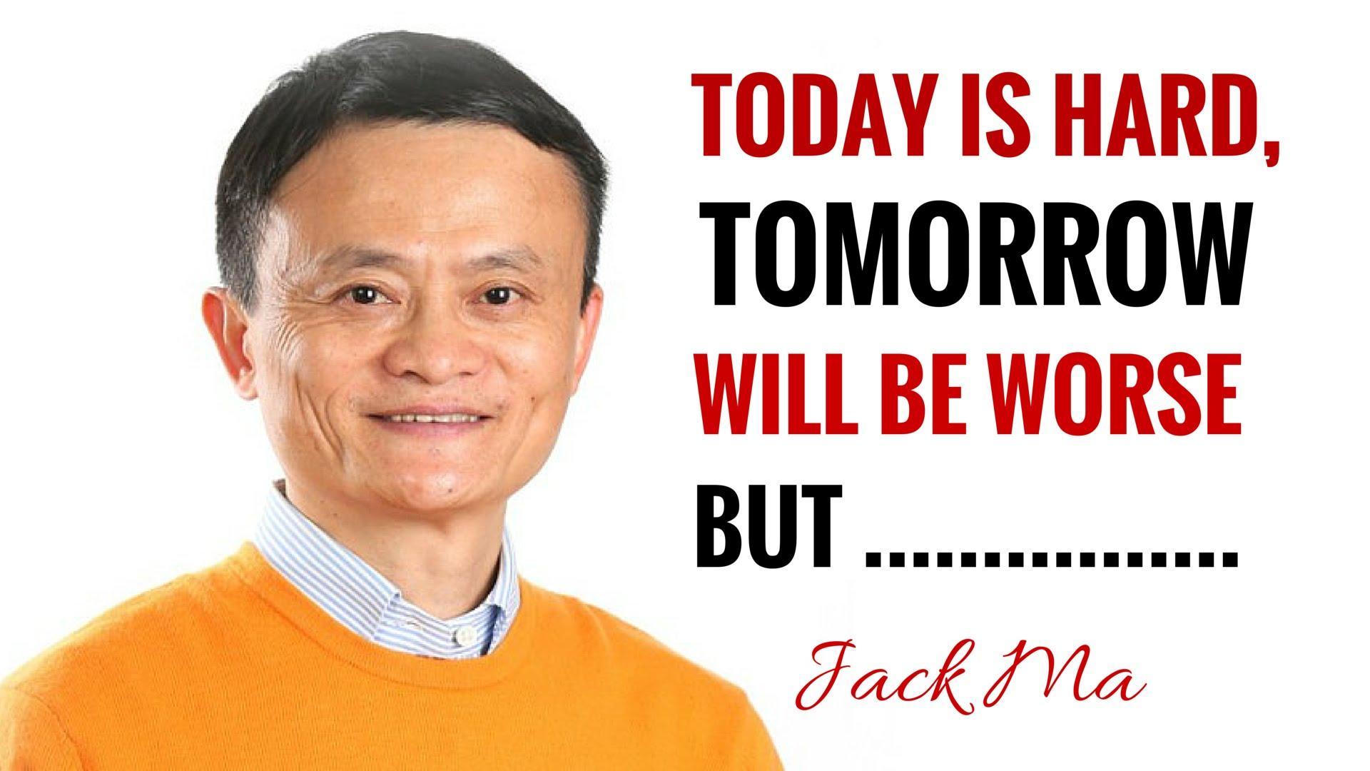 Kata Bijak Jack Ma Ini Akan Membuatmu Semakin Bersemangat Meraih