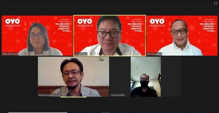 OYO Luncurkan Program Kualifikasi Sanitized Stay di Indonesia