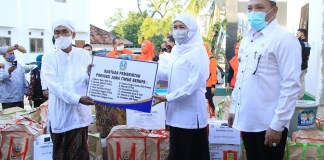 Sudah 168 Pesantren Terima Bantuan Pendisiplinan Penegakan Protokol Kesehatan