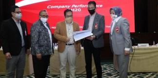 Bank Jatim Sukses Raup Laba Bersih Rp 770,15 Milyar pada Triwulan II 2020