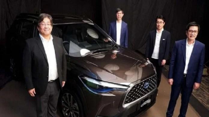All New Corolla Cross Resmi Meluncur di Indonesia