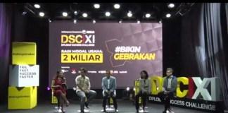 Kompetisi Wirausaha DSC XI Siapkan Hibah Modal Usaha Total Rp 2 Miliar