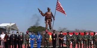 Museum Korps Marinir Jadi Wisata Edukasi Bagi Anak Muda