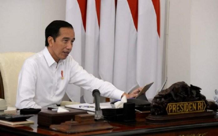 Presiden Jokowi Ajak Masyarakat Hadapi Dampak Pandemi dengan Membeli Produk Dalam Negeri