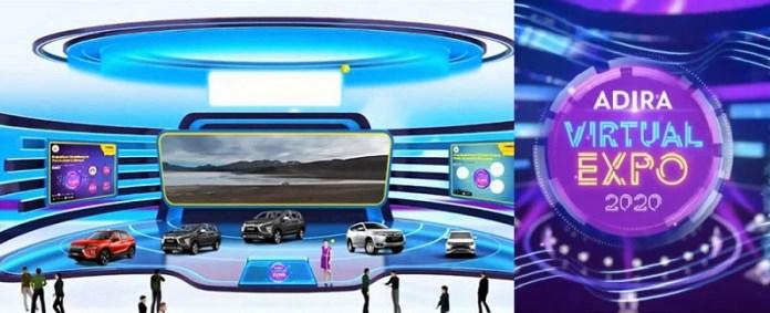 Adira Finance Akan Gelar Pameran Virtual 3D