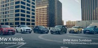 BMW Astra Pamerkan Seluruh Model SAV di Jawa Timur