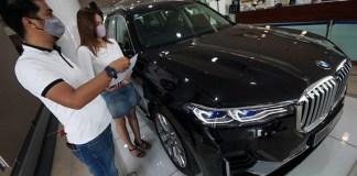 Gelaran BMW X Week Sedot Minat Masyarakat Jawa Timur