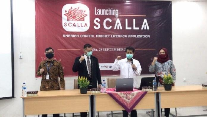 BEI Luncurkan Galeri Investasi Syariah Fakultas Ekonomi dan Bisnis Islam UIN Sunan Ampel Surabaya