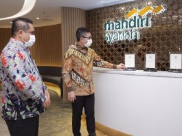 Mandiri Syariah Raih Penghargaan The Asset Triple A Islamic Finance Awards 2020