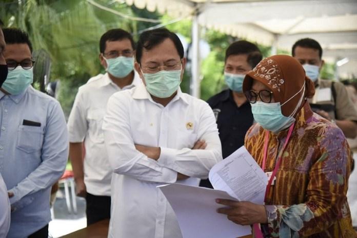 63 Kelurahan di Surabaya sudah Nol Kasus Covid-19