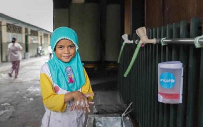 Hari Cuci Tangan Sedunia Kebersihan tangan harus menjadi bagian kehidupan setiap penduduk Indonesia