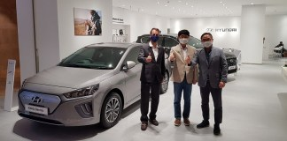 PT Hyundai Motors Indonesia Resmikan Hyundai City Store di Lotte Shopping Avenue