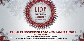 Audisi LIDA 2021 Indosiar Kembali akan Bergulir