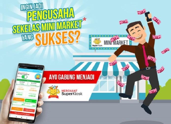 Ingin Punya Minimarket Tanpa Modal dan Tanpa Risiko ? Ini Syaratnya