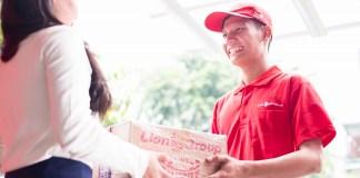 Lion Parcel Alami Kenaikan Transaksi via Aplikasi Hingga 4 Kali Lipat