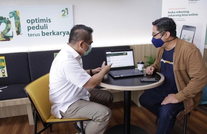 Mandiri Syariah Launching Tabungan Bisnis untuk Permudah Kebutuhan Transaksi Pengusaha