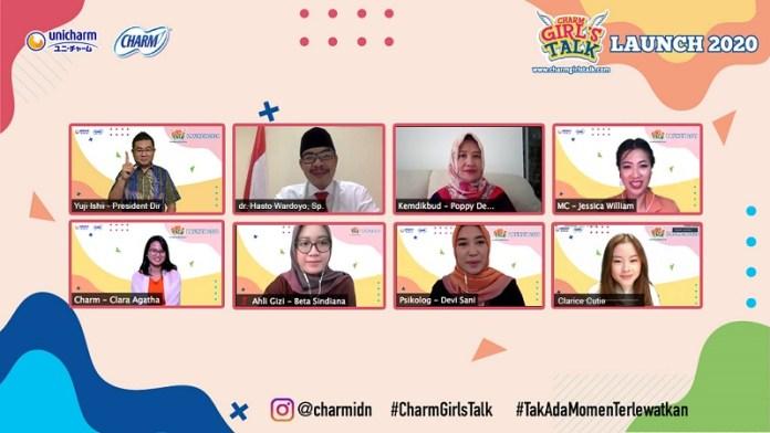 PT Uni-Charm Indonesia Luncurkan Website Edukasi Menstruasi Untuk Anak