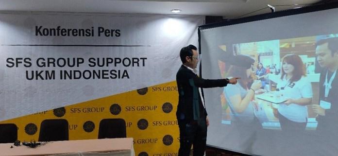 SFS Group Maksimalkan Dukungan untuk UKM Indonesia
