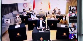 Unair, Ubaya, ITS, UB Tanda Tangani MoU Implementasi Kampus Merdeka